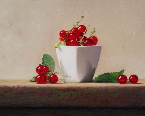 Rode Besjes 16 x 24 cm